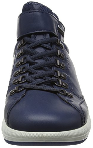 Ecco Herren Cs16 Men's High-Top Blau (TRUE Navy1048)