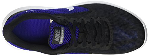 Nike Revolution 3, Scarpe da Ginnastica Uomo Nero (004 Black)