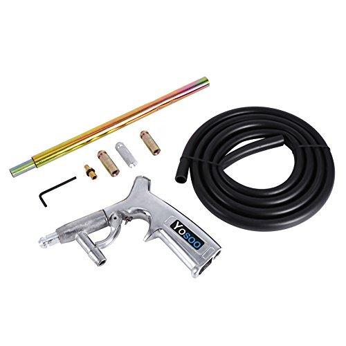 Pistola Sabbiatrice, Pistola per Sabbiatrice Pistola Sabbiatrice ad Aria Compressa con accessori