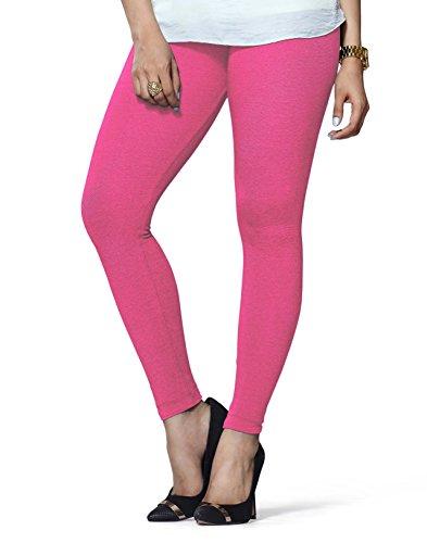 Lux Lyra Women\'s Ankle Length Leggings -Light Pink