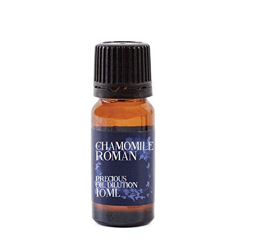 Aceite Esencial De Manzanilla Romana Disolución - 10ml - 3% Jojoba Mezcla