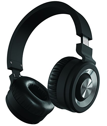 sharper-image-sbt558gysl-bluetooth-wireless-headphones-with-mic-and-volume-control-12-hours-play-uni