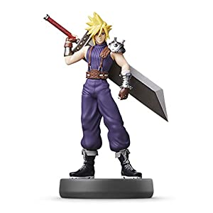 Nintendo Amiibo cloud (Smash Brothers series) Japan Import