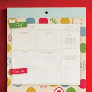 organised-mum-healthy-life-jotter-food-exercise-planner