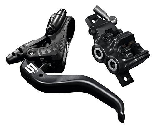 Magura Kit reno a disco MT5 idraulico flip flop nero, 2-dita (Disco Idraulici) / Disc brake mt5 hydraulic flip flop black, 2-finger (Hydraulic disc)