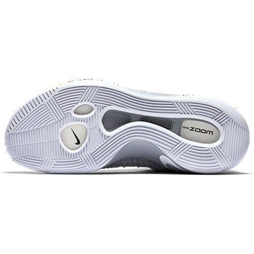 Nike Nike Hyperdunk 2016 Low, espadrilles de basket-ball homme Gris (Gris (wolf grey/white-pure platinum))