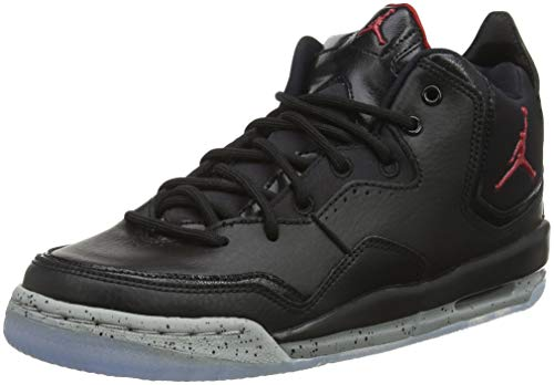 big sale e2dd2 4f592 Nike Jordan Courtside 23 (GS), Scarpe da Basket Bambino, Nero (Black