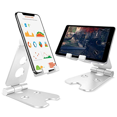 Supporto Telefono,Porta Tablet Supporto Stativo in Solido...