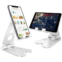 Soporte Tablet, Multiángulo Soporte Tablet,Soporte Móvil, Soporte Teléfono : Soporte Dock Base