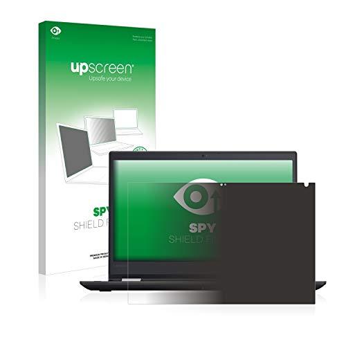 upscreen Blickschutzfilter kompatibel mit Lenovo TinkPad Yoga 370 Privacy Filter Sichtschutz - Anti-Spy, Privacy Screen