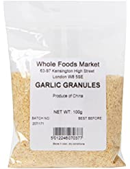 Whole Foods Market Garlic Granules, 100 g