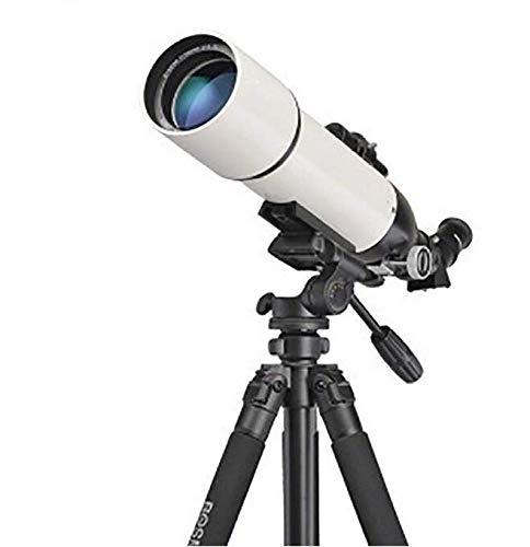 Waj Telescopio Astronómico 80/500 Portátil Astronómico