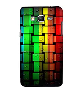 PrintDhaba Pattern D-4313 Back Case Cover for SAMSUNG GALAXY GRAND PRIME (Multi-Coloured)