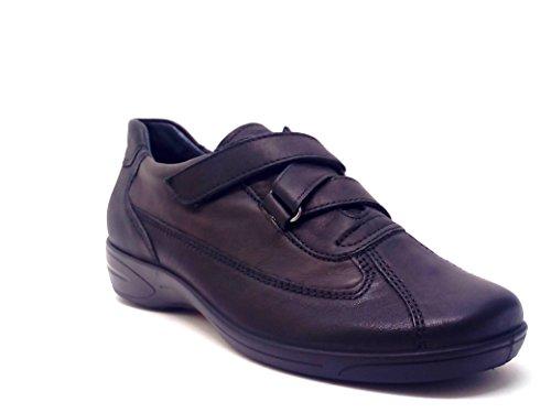 Ara , Damen Sneaker Schwarz Nero Nero