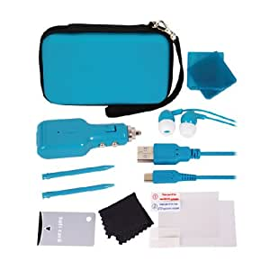 Crown Deluxe 12-in-1 Accessory Pack (Nintendo 3DS)