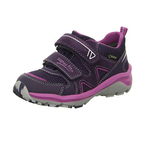Superfit Mädchen SPORT5 Sneaker, Violett (Lila/Rosa 90 90), 30 EU