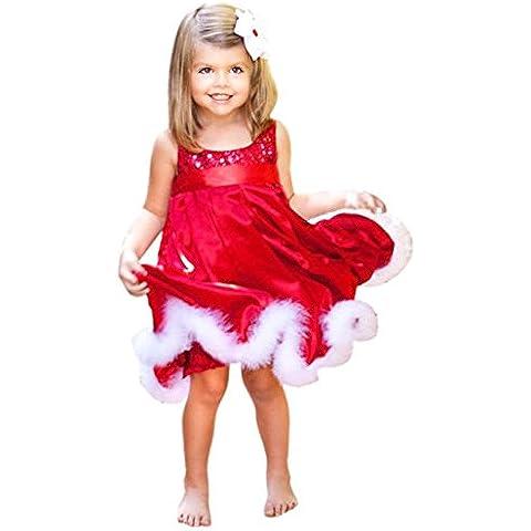 Ropa De La Muchacha Niños,RETUROM Regalo De Navidad Linda Del TutÚ Vestidos De Cosplay De Los BebÉS De Los Niños Fiesta De Navidad Red De