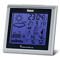 Mebus 40283 Weather Station White 130 mm 60 mm 130 mm