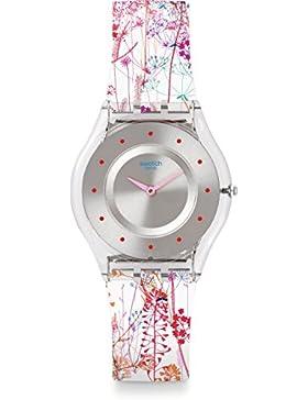 Swatch Damen-Armbanduhr SFE102
