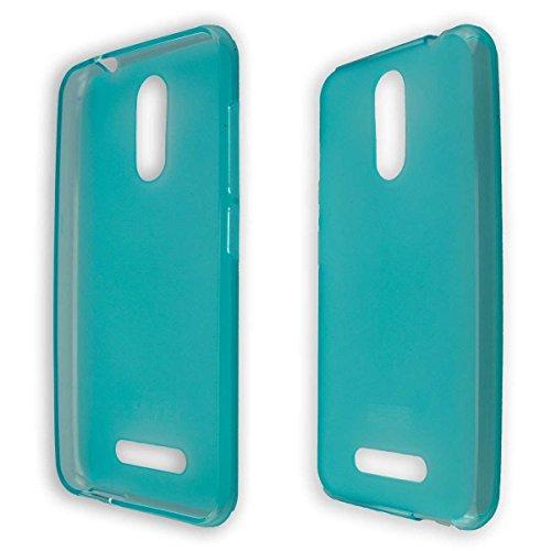 caseroxx TPU-Hülle für das Gigaset GS160/170, Hülle für Smartphone (Handyhülle in Hellblau)
