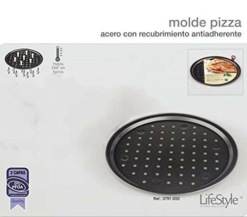 Lifestyle-Moule à pizza 32 cm