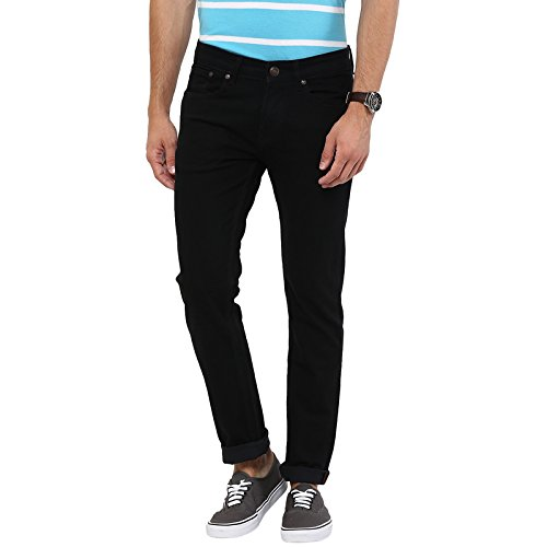 AMERICAN CREW Men's Denim Slim Fit Jeans
