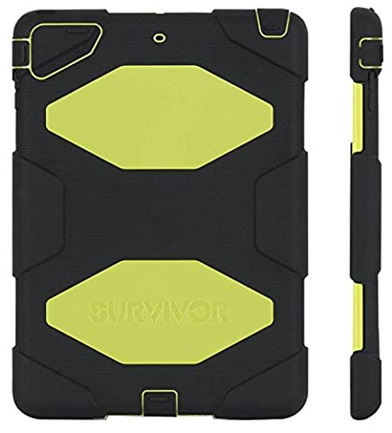 GRIFFIN GB36404 CASE SURVIVOR IPAD AIR GREEN [1] (Epitome