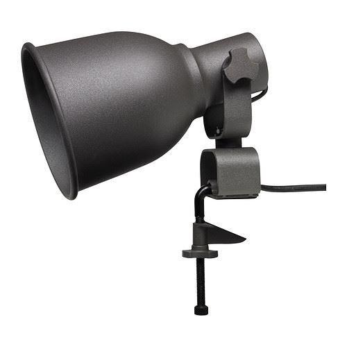 Hektar - wall/clamp spotlight, dark grey by elisa8