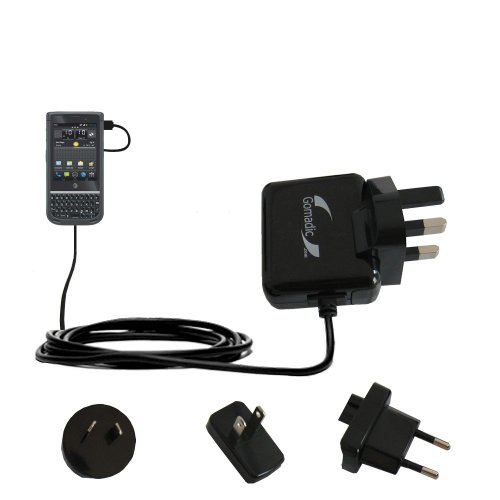 10W Caricabatterie domestico da muro AC internazionale compatibile con NEC Terrain con la tecnologia TipExchange