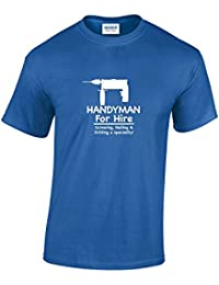 Handyman Funny T-Shirt