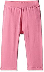 612 League Baby Girls Leggings (ILS17I80002-3 - 6 Months-PINK)