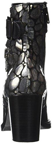 Donna Più Ladies 9592 Stivali Brigida E Stivaletti Multicolore - Multicolore (tequila Nero / Sauron Antracite)