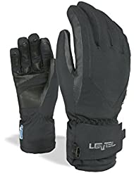 Level – Guantes para mujer I de Super Radiator W Gore-Tex, Black, 6.5, 3233 WG