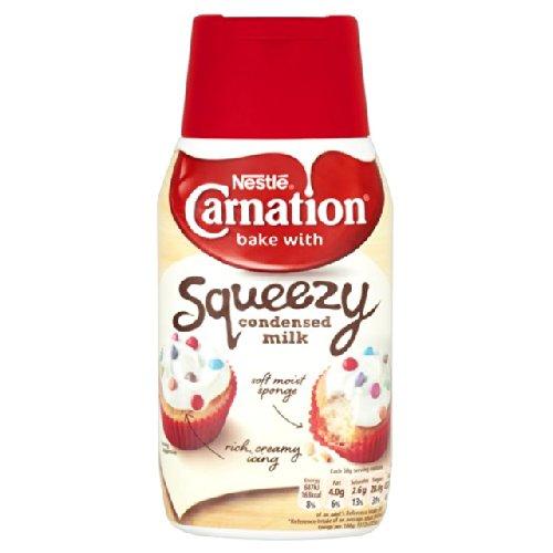 Nestle Carnation Squeezy Condensed Milk 450g