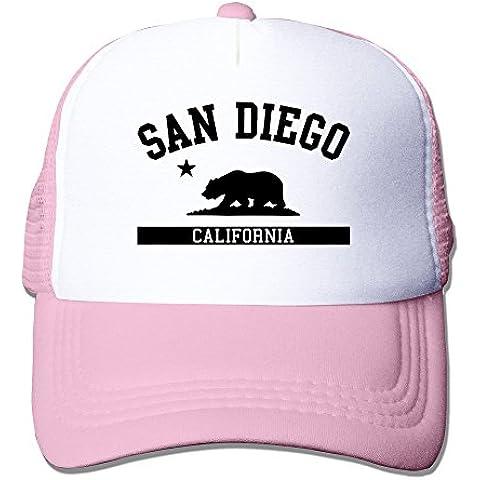 Long5ZG - Cappellino da baseball - Unisex - Adulto - Deluxe Diego