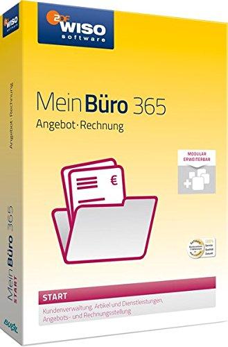 WISO Mein Büro 365 Start [PC]
