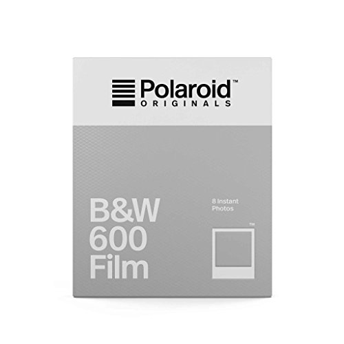 Polaroid Originals B&W 600' Film
