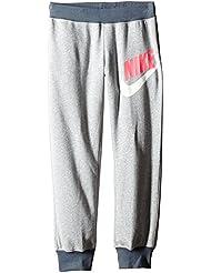 NIKE Hose High Brand SB Skinny Cuffed - Pantalones de running para niña, color gris, talla XL