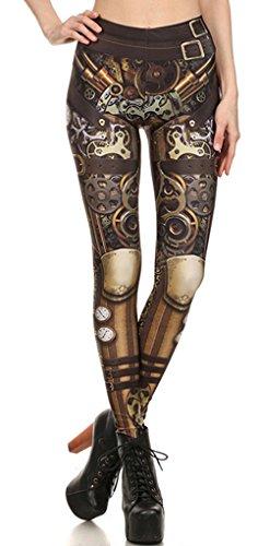 Belsen - Leggings - para mujer Leggings L