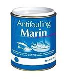 Nautix Marin Antivegetativa universale a matrice intermedia per barche a vela, motoscafi, barche da pesca o da diporto (0.75 lt, Nero)