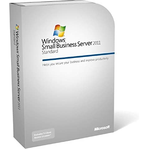 Microsoft Windows Server 2008 R2 Standard Sp1 - Licencia Y Soporte OEM, Español, 5 Cal, 1 Servidor, 1-4 CPU,