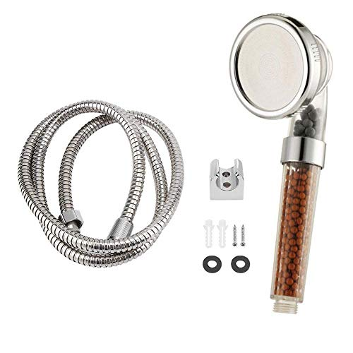 Sprinkler Handheld-spa Anion Ball 3-modus Dusche Kopf Hochdruck-wasser Sparende Regenrückhaltebecken