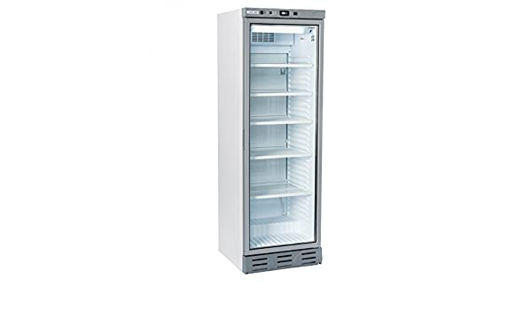 Kühlschrank Vitrine : Vitrine kühlschrank für getränke l fassungsvermögen mit