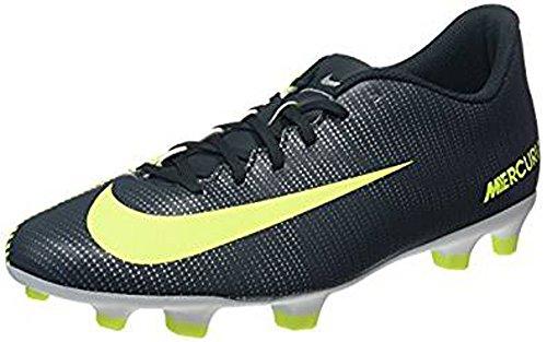 Nike 852535-376, Chaussures de Football Homme Vert