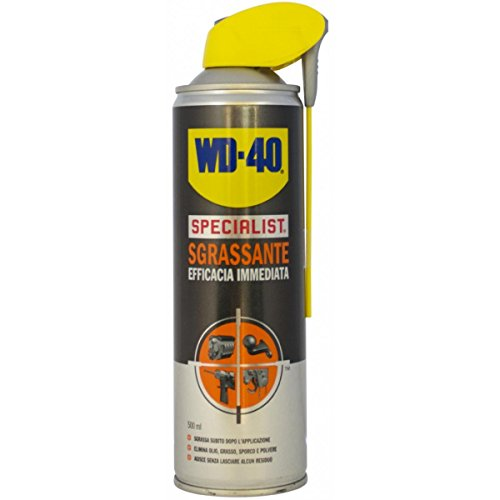 Desengrasante eficiencia immediata WD40 ml.500 Linea Specialist
