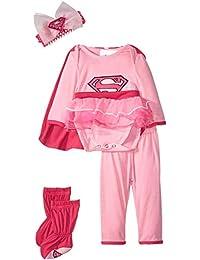 Rubies Déguisement Bébé Pink Supergirl ae72172581b