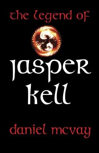 The Legend of Jasper Kell Cover Image