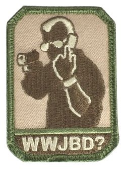 Bauer Kostüm Jack - Mil-Spec Monkey