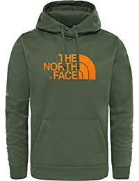 The North Face Surgent Sudadera, Hombre, Verde (Thyme), M