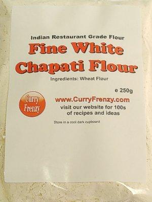 250g Chapati Flour Fine Test
